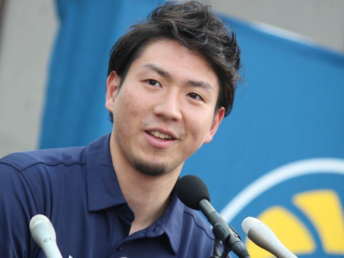 栃木移籍を決めた比江島慎の決意(前編)「全部が新しいので、すべてが楽しみ」