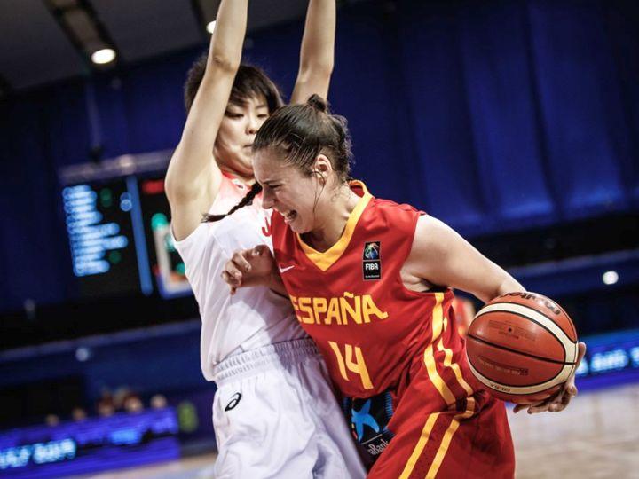 U-17ワールドカップを戦う女子日本代表が強豪スペイン相手に善戦も、最後は力負け
