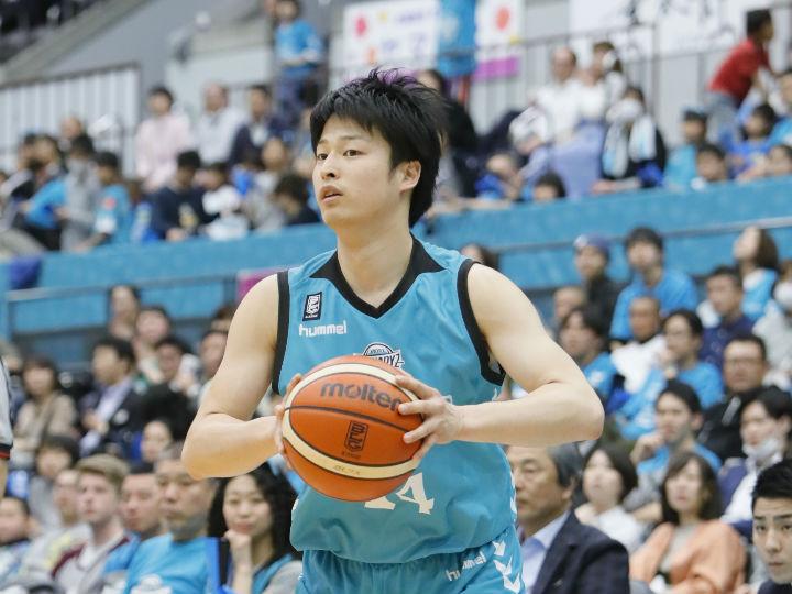 京都ハンナリーズが緊急会見を実施、窃盗容疑で逮捕された坂東拓との契約を解除