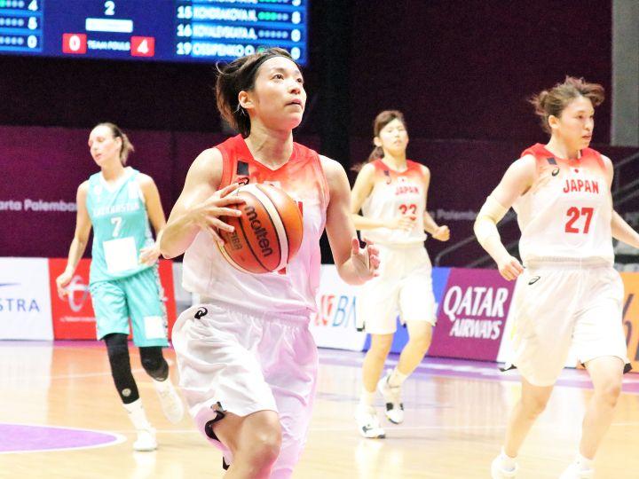 予選で敗れた中国と激突する女子代表、篠崎澪「勝たないとメダルは見えてこない」