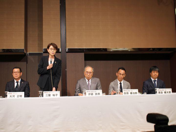 アジア競技大会で買春行為をしたバスケ男子日本代表4選手、1年間の公式戦出場停止