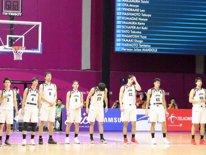 バスケットボール男子代表は不祥事を受けようやく必勝態勢に「8人で勝ちに行く」
