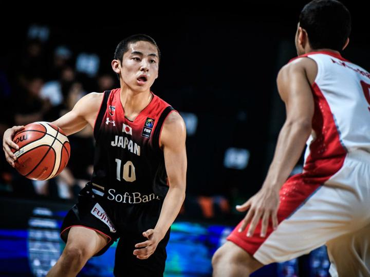勝負所で粘りをみせた男子U-18日本代表、イランを接戦で下しアジア5位に