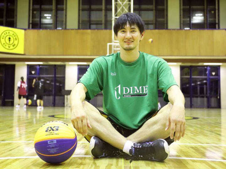 岡田優介が3人制バスケに入れ込む理由、「僕にしかできないこと」を追い求めて