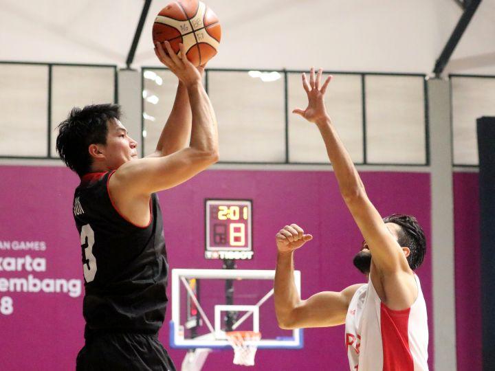 アジア競技大会を戦う若手中心の日本代表を引っ張る辻直人「できる限りの準備を」