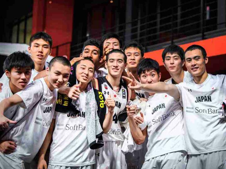 U-18男子日本代表