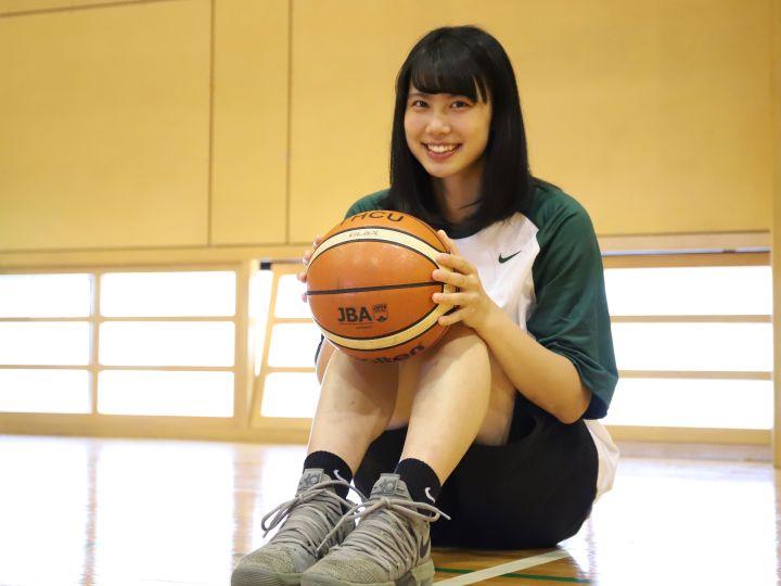 インカレ連覇を狙う東京医療保健大の藤本愛妃「日本一を目指すのならこのチーム」