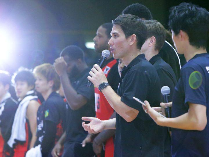 三遠を率いる藤田弘輝、成長を続ける3年目の公約は「チームバスケにプライドを」