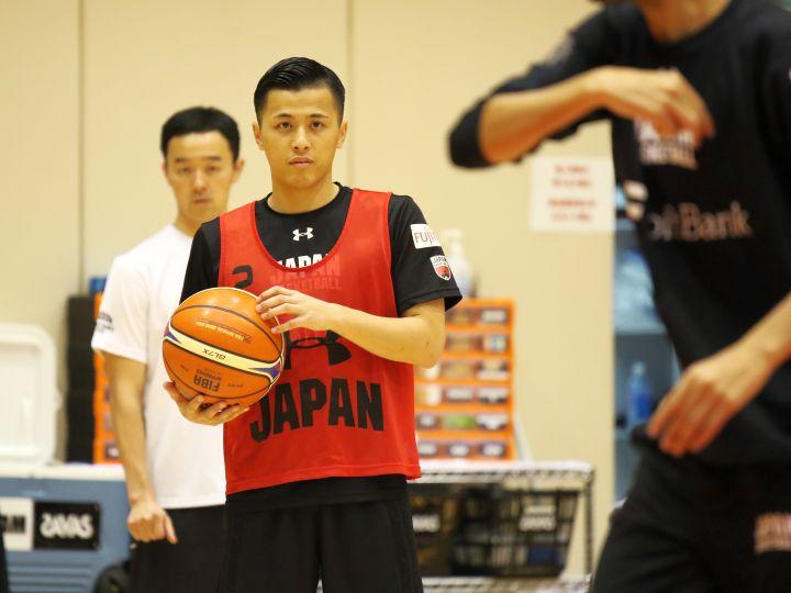 富樫勇樹はあらためて『日本一丸』を強調「自分たちにできることは一つしかない」