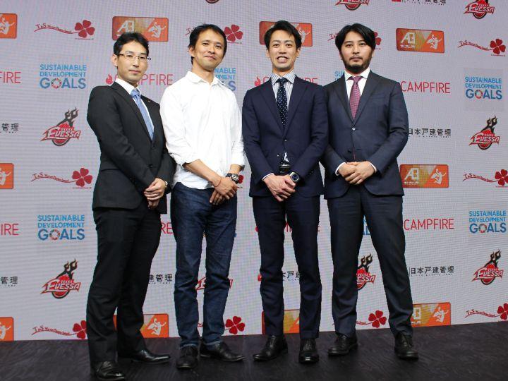 『バスケット・カウント』のティーアンドエス、SDGsに則りBリーグクラブが地域課題の解消を目指す『A3』を大阪から始動!