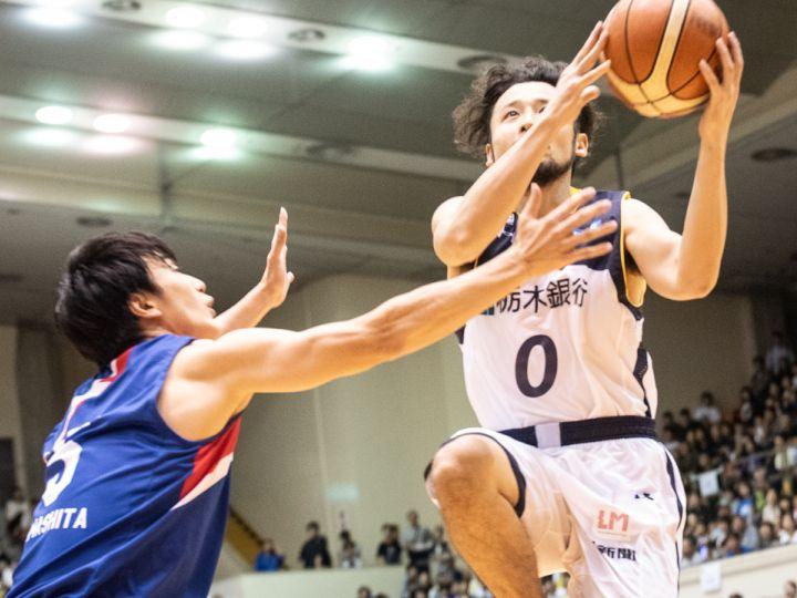 山下泰弘と田臥勇太のキャプテンが振り返る開幕戦「B1の舞台でやれるという喜び」