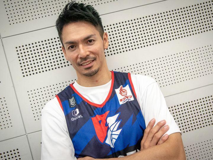 B1昇格の福岡に経験をもたらす城宝匡史「チーム一丸で全力で戦って、勝ちます」