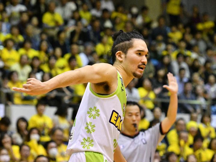 「バスケ人生に悔いが残る」との思いで先発のチャンスをつかんだ北海道の松島良豪