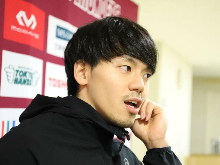 川崎の篠山竜青、新チームでプレースタイルに変化「もっと積み上げていきたい」
