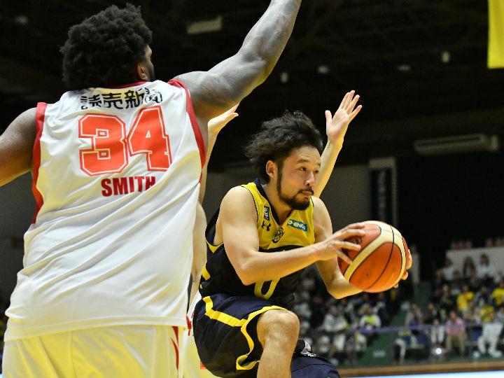百戦錬磨のゲームコントロールで栃木を勝利に導いた田臥勇太「連動が大事です」