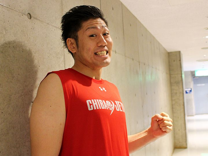 新天地ジェッツでの開幕を迎える田口成浩「欲張らず、常に自分の得意なプレーを」
