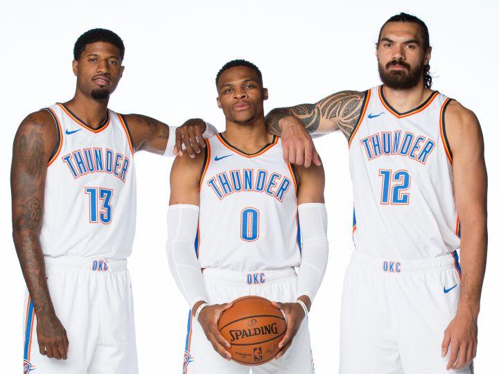 [NBA開幕プレビューサンダー]『原点回帰』でウエストブルックらしいチームに