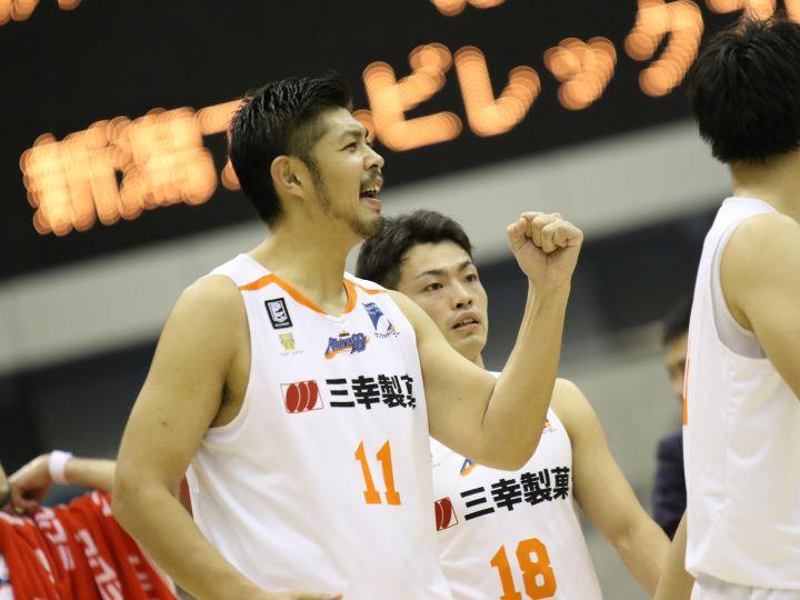 新潟アルビレックスBBを連敗脱出に導いた鵜澤潤「帰化選手がいなくとも日本人で」