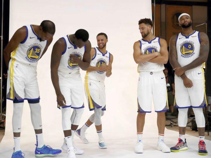 [NBA開幕プレビューウォリアーズ]最強チームに死角はあれど、最強に変わりなし