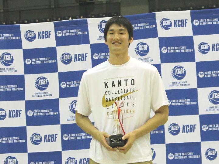 秋季リーグ最優秀選手賞の平岩玄が語る東海大の強さ「負けから学んで成長した」