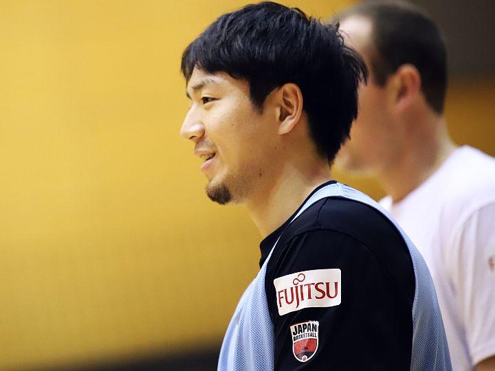 ワールドカップ予選に向けた練習公開、オーストラリア帰りの比江島「成長できた」