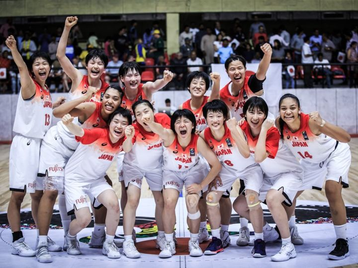 U18女子日本代表
