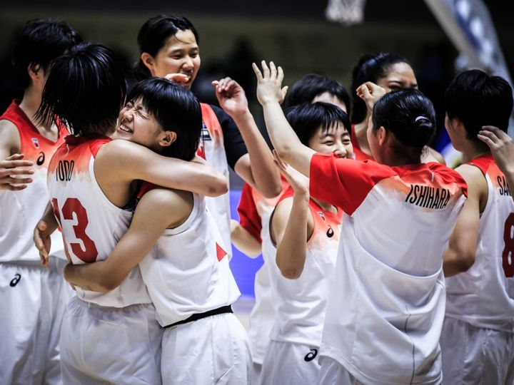 U18女子日本代表