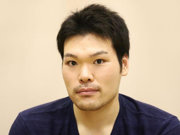 代表生き残りへ、静かに闘志を燃やす鎌田裕也「高さがない時こそ身体を張って」