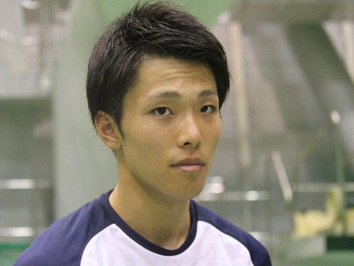 リーグ戦優勝を引っ提げ初のインカレに臨む、東海大のスーパールーキー大倉颯太