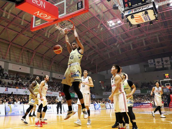 琉球ゴールデンキングス、今後に光が見える勝利でホームでの連敗ストップに成功