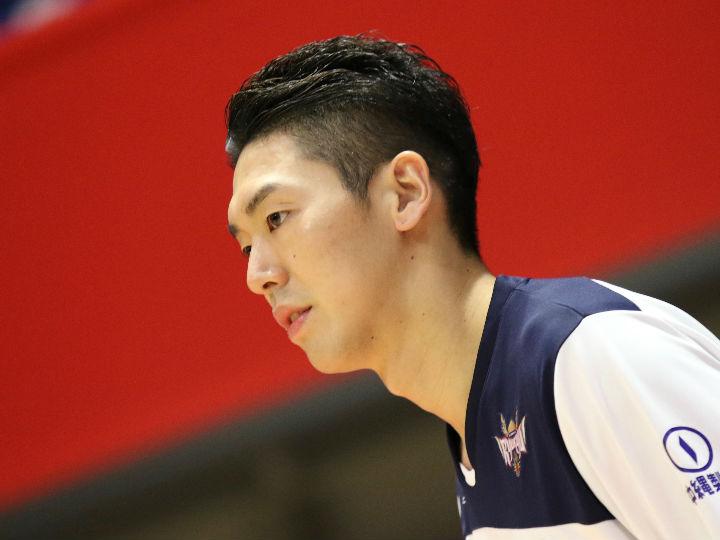 先発起用に応えて琉球に勝利を呼び込んだ田代直希「相手に噛み付いてプレーする」