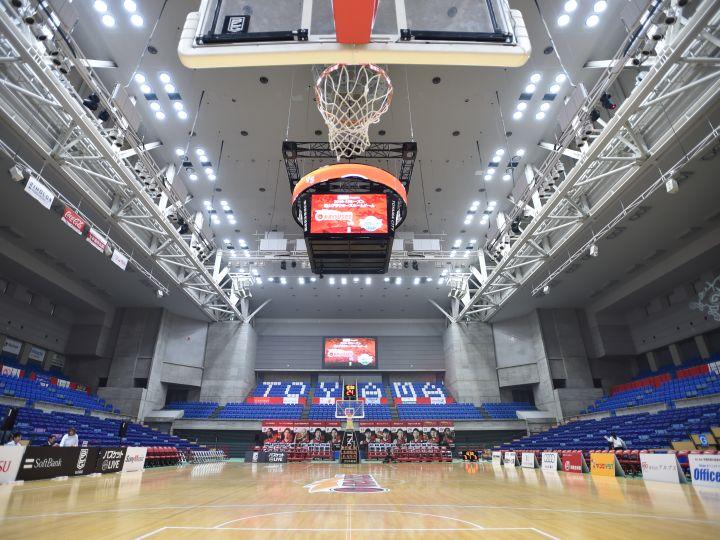 富山市総合体育館