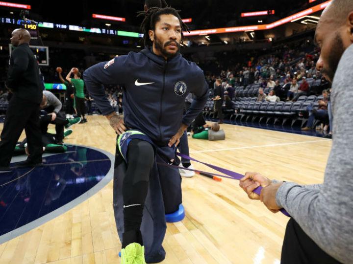 ドウェイン・ウェイド、NBAを目指す息子に助言「デリック・ローズから学べ」