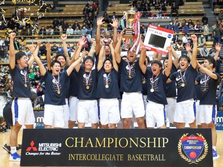 1年生から4年生まで全員バスケットで専修大を退けた東海大、5年ぶりインカレ制覇