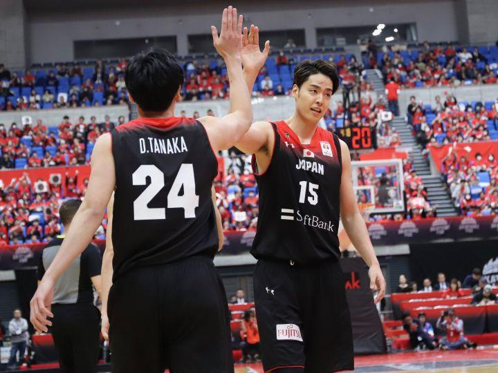 堅守とリバウンドで日本代表を支える竹内譲次「僕たちらしいバスケットができた」