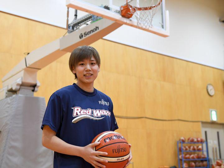 町田瑠唯が語るバスケ部時代vol.2「別に試合に出られなくていい、挑戦してくる」