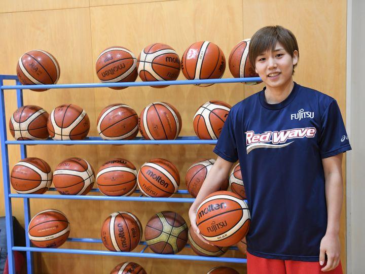 町田瑠唯が語るバスケ部時代vol.3「全国制覇は当たり前、そんなの目標じゃない」