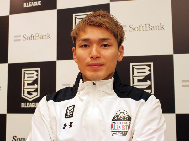 代表戦とオールスターの熱気を富山の力に、大塚裕土「今シーズンこそは」の思い
