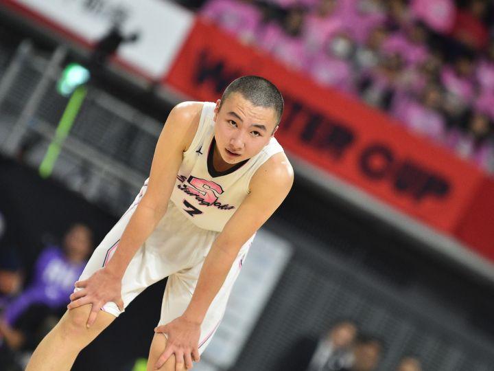 『半端ない得点力』で大会を席巻した富永啓生、目指すは東京オリンピックとNBA!