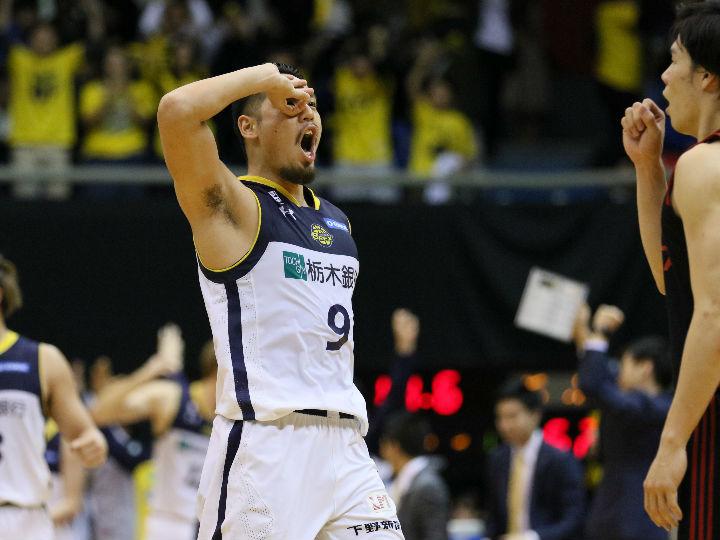 栃木に劇的勝利をもたらす遠藤祐亮の一撃「ファンも盛り上がって気持ち良かった」
