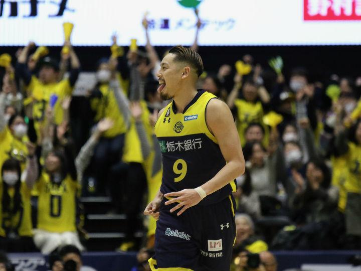 抜群の勝負強さで、栃木の強さを象徴する遠藤祐亮「気楽に打てるようになった」
