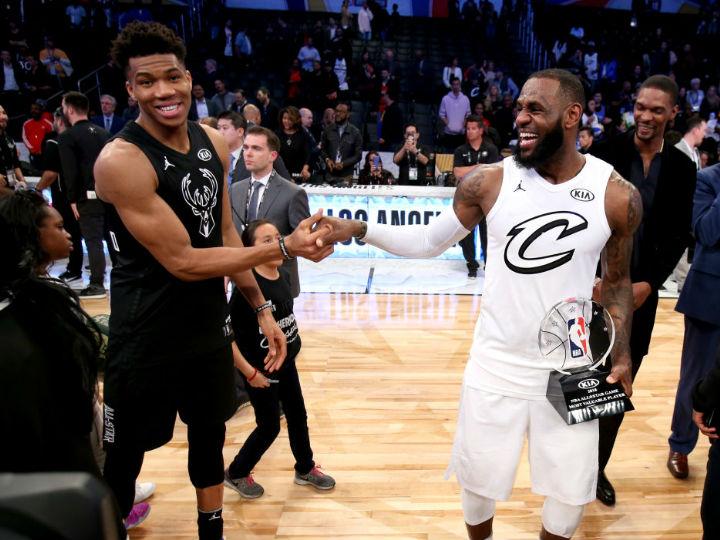 NBAオールスター2019スターター決定、レブロンが2年連続チームキャプテンに