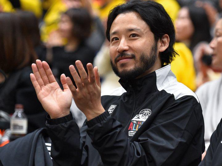 欠場したからアシスタントコーチ? オールスターで新しい刺激を得た田臥勇太