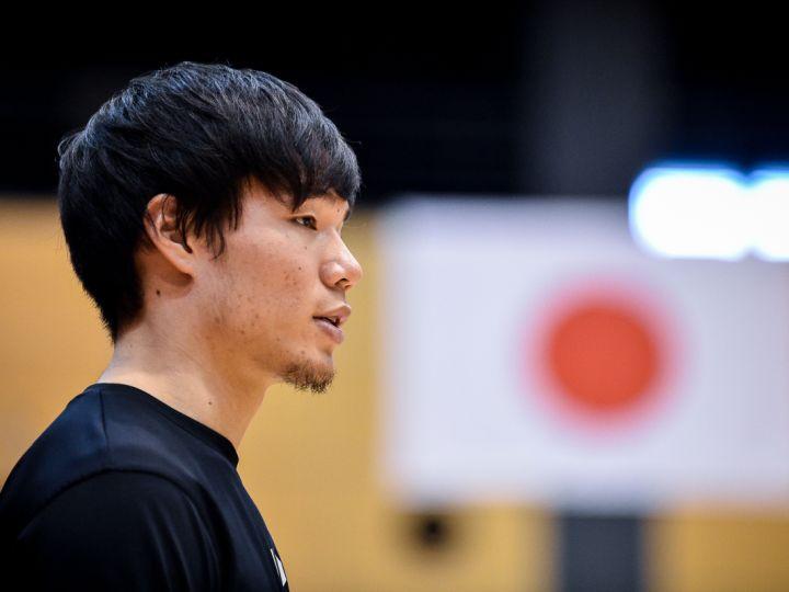 日本代表にエナジーを与える馬場雄大、ワールドカップ出場を「貪欲につかみ取る」