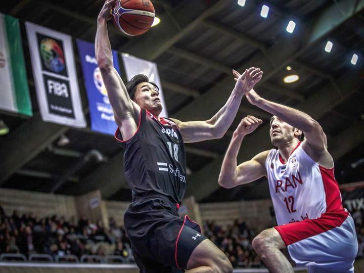 バスケ日本代表にエネルギーを注入する馬場雄大「自分の仕事ができて良かった」