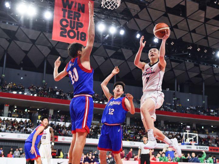 NBAオールスター期間のバスケキャンプに富永啓生、田中力、林未紗の3選手が参加