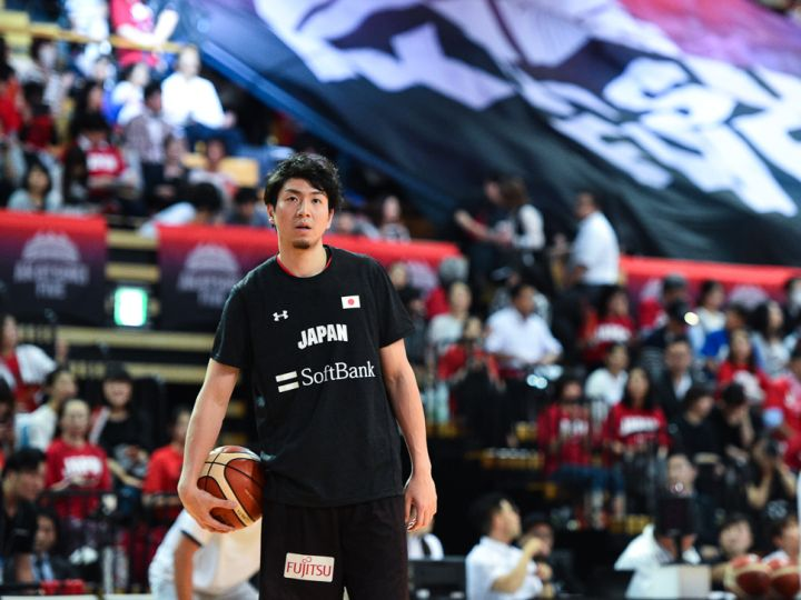 『日本一丸』、応援の力を感じる比江島慎「イランに勝ちワールドカップを決める」