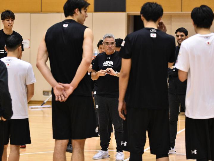 負けられない戦いへ挑むバスケット日本代表「すべてを出し切り後悔のない試合に」