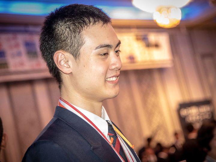 [卒業]福岡第一から東海大へ進む松崎裕樹「どこへ行っても楽しんでバスケを」
