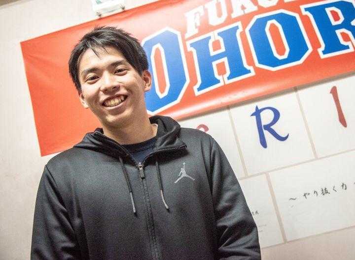 [卒業]大濠から筑波大へ、挑戦を続ける中田嵩基「試練が僕を大きくしてくれた」
